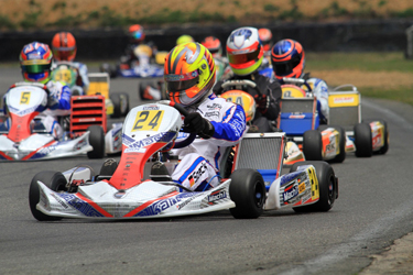 Mach1 Motorsport on the course of victory in Kerpen