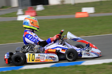 Mach1-Kart places a large contingent of drivers in Oschersleben