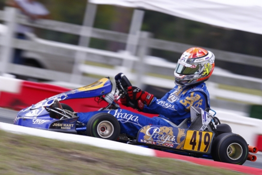 Di Leo to head to his sixth Rotax Grand Finals