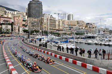 Cancellation of the Monaco Kart Cup