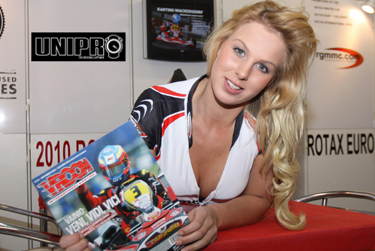 Get Vroom at the Unipro stand at the Offenbach Show