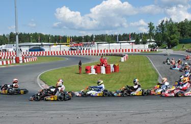 Europe's best gather in Wackersdorf