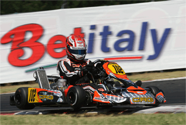 Crg wins in KZ1 thanks to Jorrit Pex in La Conca