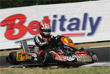 Crg wins in KZ1 thanks to Jorrit Pex in La Conca