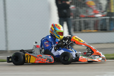AUSTRALIAN KARTERS READY TO TACKLE WORLD'S BEST IN UAE THIS WEEK