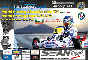 Get ready for CIK show in Sarno