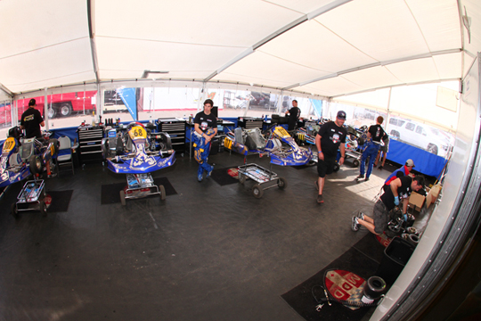 TEAM MDD AND PRAGA CHASSIS IMPRESSES IN DEBUT EVENT