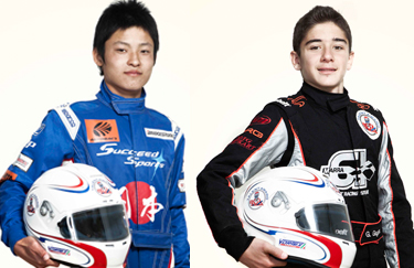 Kiyohara (KF2) and Gaglianò (KF3) are the winners of the Rok Talent 2011