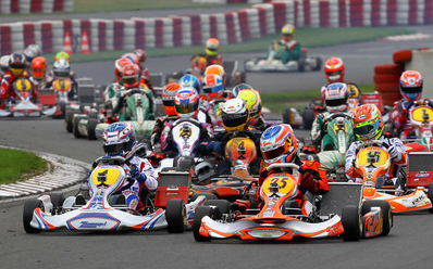 The KF jamboree at Sarno