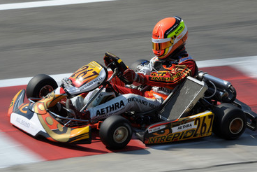 World Cups for KF2 and KF3: Guazzaroni and Leclerc  achieve the fastest lap times in practice
