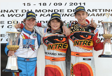 World Cup for KF3: Leclerc in style