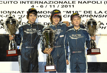 Sarno, Day 3: Leclerc takes the Academy Trophy