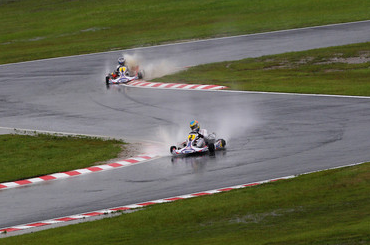 Suzuka: A thrilling four-way battle for the KF1 World Championship title
