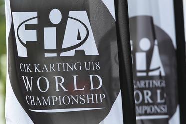 "New brands enter the ""U18"" World Championship"