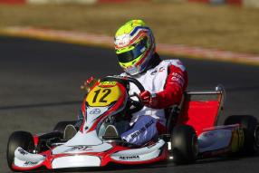 ART Grand Prix close to victory at the Winter Cup in Lonato