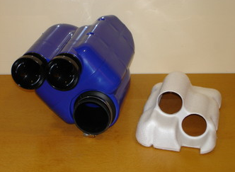 Inlet silencers NOX 23 and NOX 30