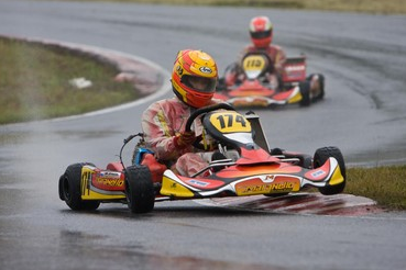 European KF3 Championship: 117 entries