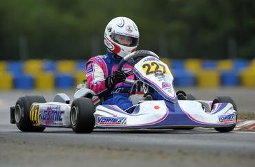 European KF3 Championship : Wide open contest