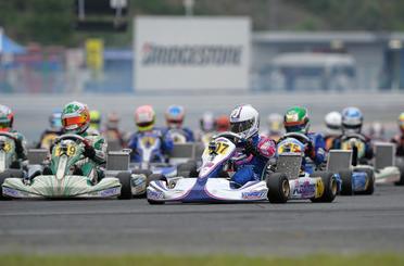 Asia-Pacific KF2 Championship: Nielsen dominates