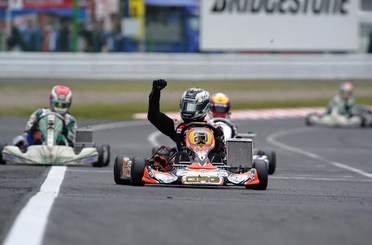 World KF1 Championship: Wins for Camponeschi and Foré