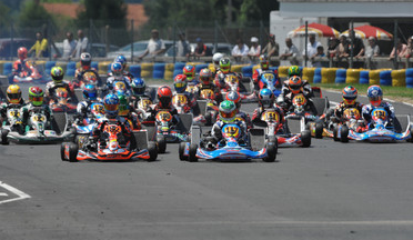 KZ2 European Championship: Very Uncertain Forecasts