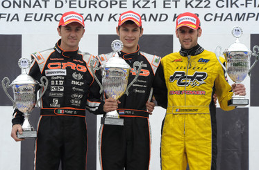 Euro KZ1 : Pex among the greats