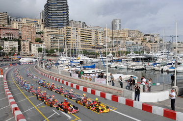 The 2012 Monaco Kart Cup cancelled
