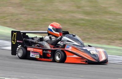 Maasmann looks to consolidate at Snetterton