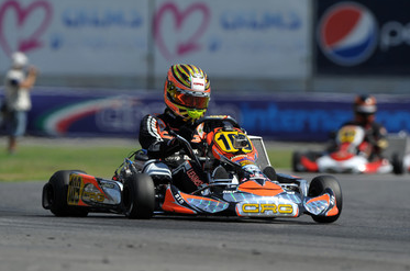 World Cup for KZ2: Lennox-Lamb etablishes his reputation