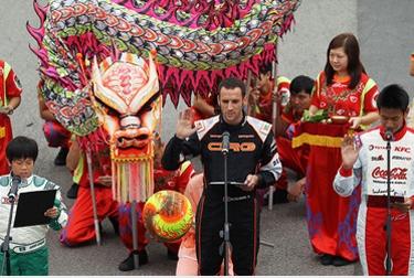 Season conclusion at Macau