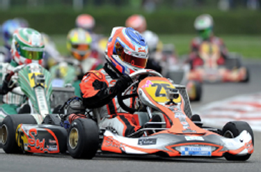 Léo Roussel, a Frenchman in the Elite of Karting