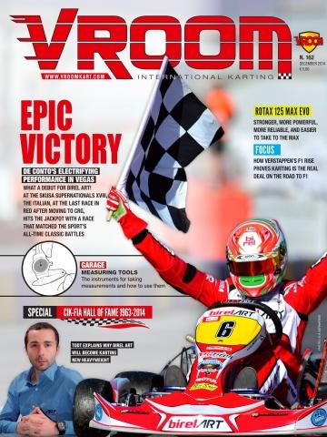Cover Vroom International