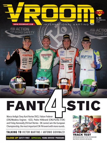 Vroom International n.183 September 2016