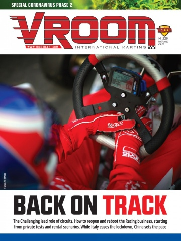 Cover Vroom International 226