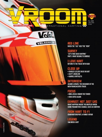 Cover Vroom International 228