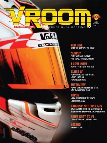 Cover Vroom International 228