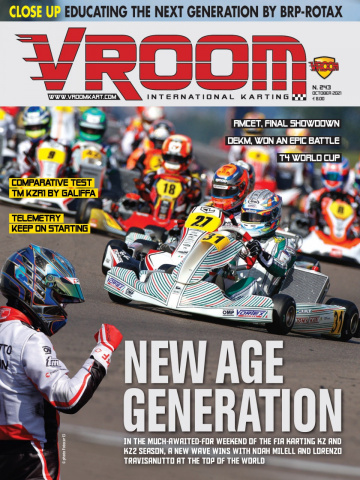 Cover Vroom International 243