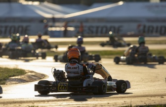 FIA Karting European Championship: we're ready.