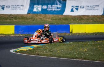 Forza Racing in Top 5 in European Championship.