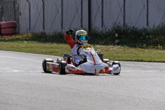 Bertini vince il 30° Trofeo Andrea Margutti a Lonato.