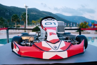 BRP-Rotax reveals new E-Kart Project E20.