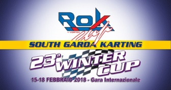 23rd Winter Cup - 73 Mini Rok drivers coming from 23 countries