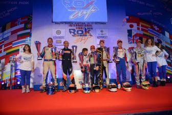 Rok Cup International Final 2018 - The Races.