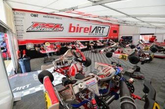 BirelART North America enters twenty at Superkarts! USA Winter Series.
