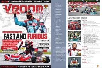 Vroom International November 2020 out now!