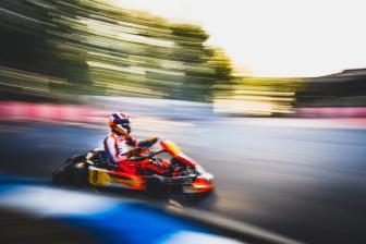 Piloti CRG competitivi ma sfortunati nel campionato del mondo Ok e Okj.