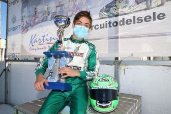 Gamoto Kart wins the Coppa Italia in X30 Junior.