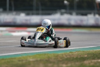 Gamoto Kart warms up their engines ahead of WSK Champions Cup.