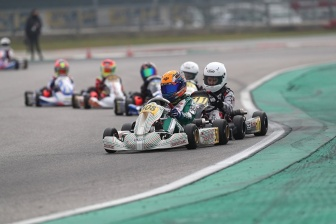 Two-sided weekend for Gamoto at Adria.