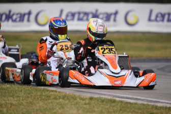 """Joyner promises: """"At the European you'll see some great racing""""."""